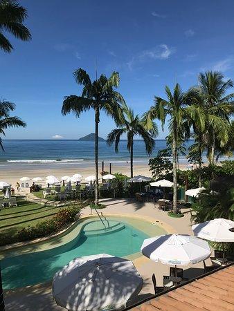 """Beach Vacation """"pé na areia"""""""