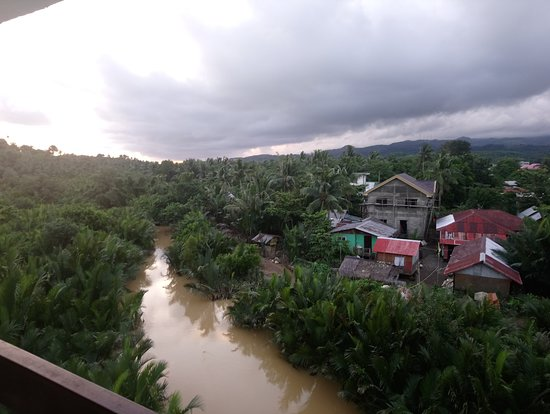 Caticlan, Philippines : View from Balcony