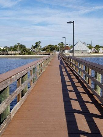 Port Charlotte Beach Park The Fishing Pier