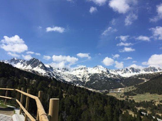 Andorra: Hermosa vista
