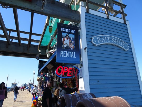 Oceanside Pier Bait Shop