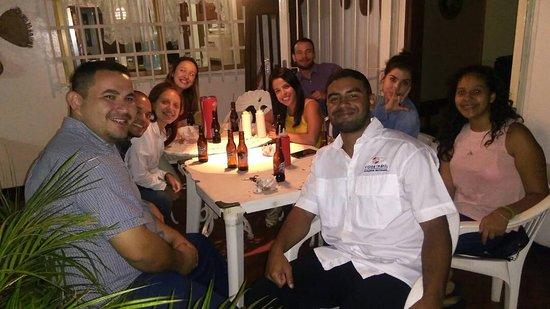 Cagua, Venezuela: excelente noches con amigos donde pasamos un momento agradable de risas y disfrute!