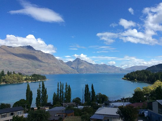 Earnslaw Lodge: A room with a view