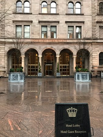 Rainy Wonderful Weekend in Manhattan
