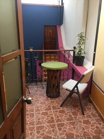 Casa Vilasanta : My private patio