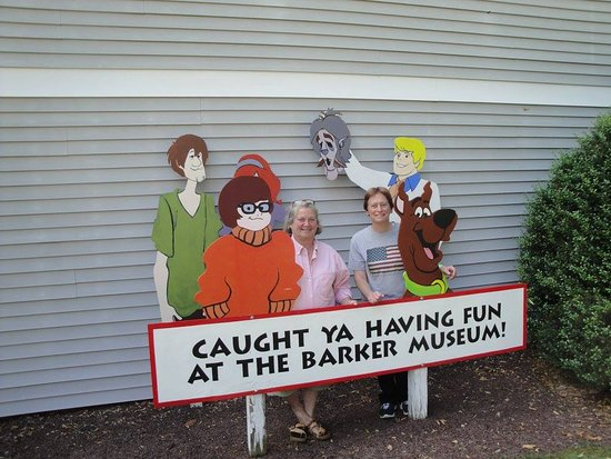 ‪Barker Character Comic and Cartoon Museum‬