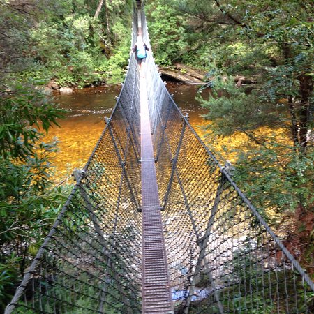 Derwent Bridge, أستراليا: photo0.jpg