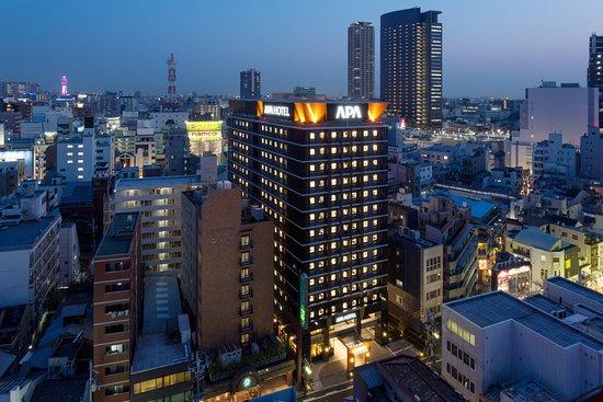 Apa hotel namba station higashi osaka japon voir les for Hotel a prix bas