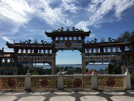 Ma-Cho Temple: Arc in Ma-acho Temple