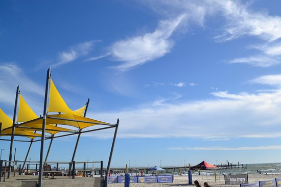 glenelg Beach , the Best Place to visit while exploring South Austrlia . Best place for clicks