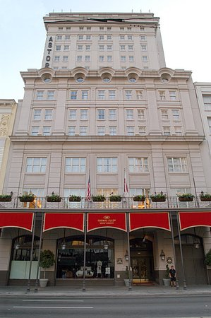 Crowne Plaza Astor-New Orleans Hotel