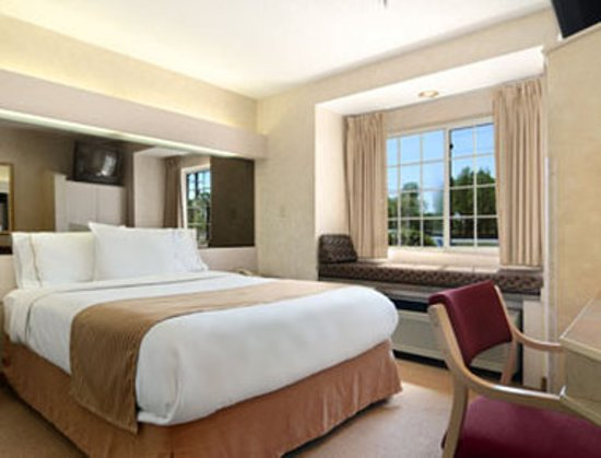 Microtel Inn & Suites by Wyndham Decatur: Guest room
