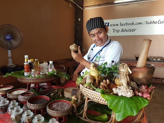 Sukho Cuisine Thai Cooking School