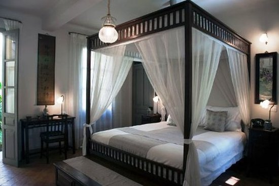 Satri House: Guest room