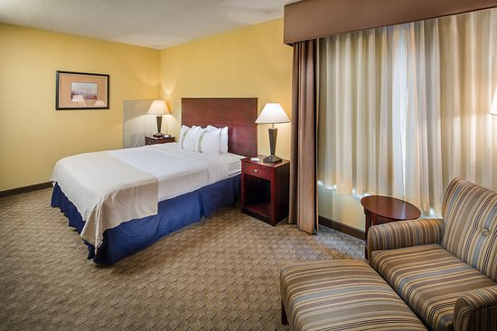 Holiday Inn Augusta West: Suite