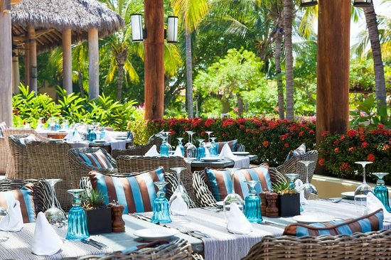The St. Regis Punta Mita Resort: Restaurant
