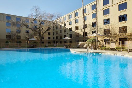 Holiday Inn Houston Intercontinental Airport: Pool