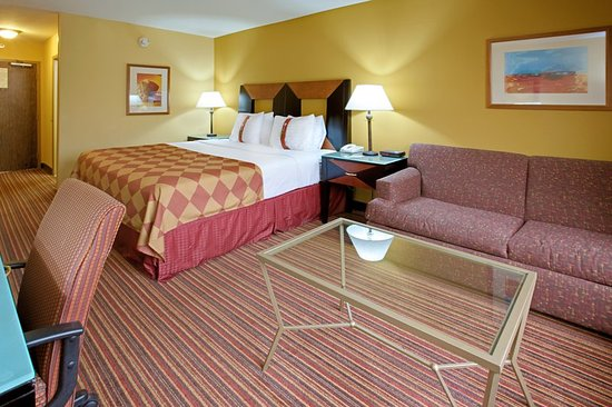 Holiday Inn Houston Intercontinental Airport: Guest room