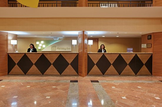 Holiday Inn Houston Intercontinental Airport: Lobby