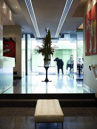 Art Series - The Cullen: Lobby