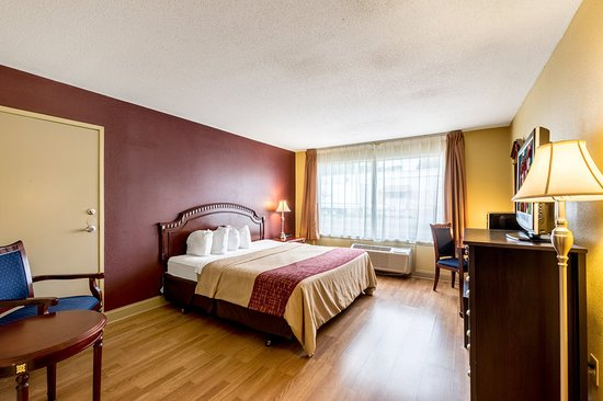 Muskegon Heights, MI: Guest room