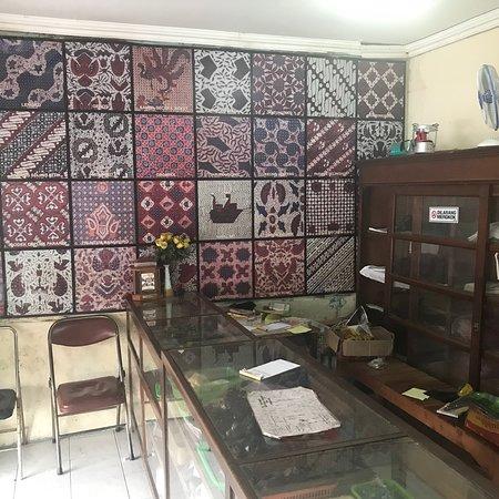 Prawoto Batik Utensils