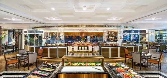 The Athenee Hotel, a Luxury Collection Hotel: Restaurant