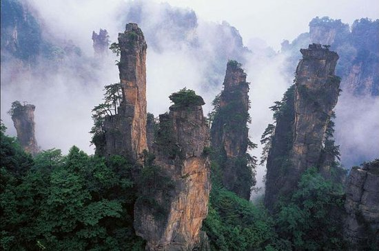 Private 4 Day Tour:  Zhangjiajie And...