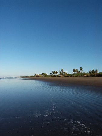 Jiquilillo, Nicarágua: Early morning on the beach