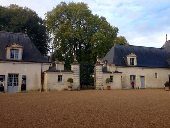 The chateau next door picture of hotel de biencourt azay le rideau tripadvisor - Hotel de biencourt azay le rideau ...