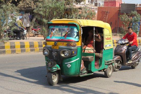 meest opvallende taxi's