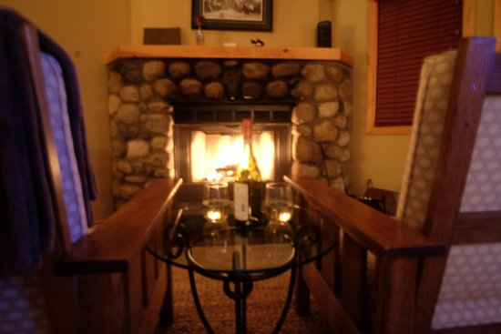 Image result for romantic fireplace