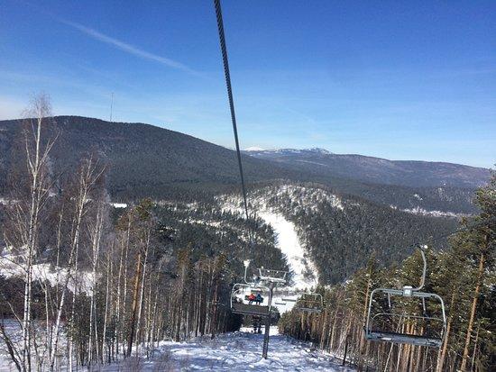 Ski Complex Mratkino