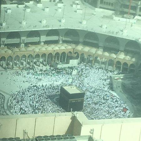 A visit for ka'bah