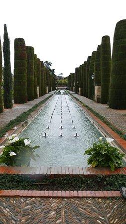 Provincia de Córdoba, España: Alcazar garden