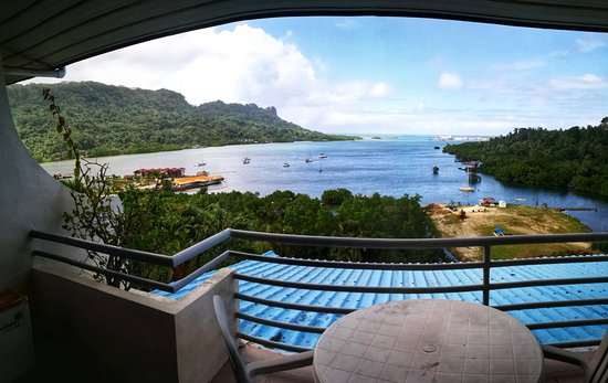 Ocean View Plaza Hotel Updated 2018 Reviews Pohnpei Federated States Of Micronesia Tripadvisor