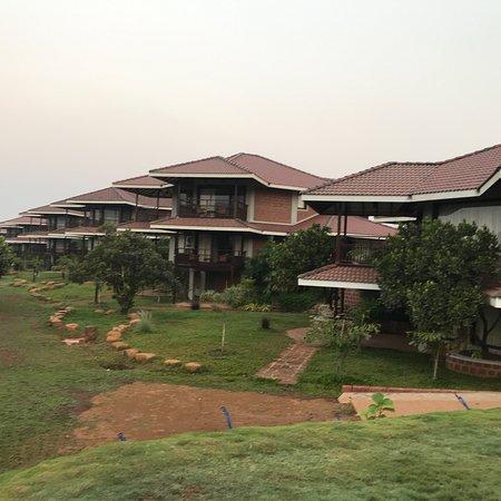 Kolhapur District, Indien: Riverside County Resort Amba
