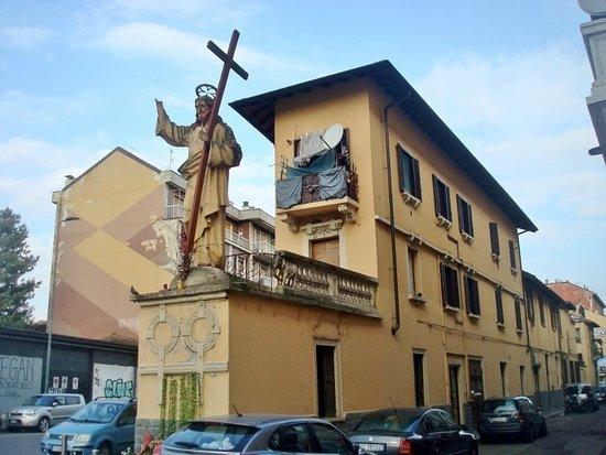 Monumento a Cristo Benedicente