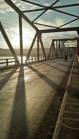 Buntun Bridge: Sunset View of the Bridge