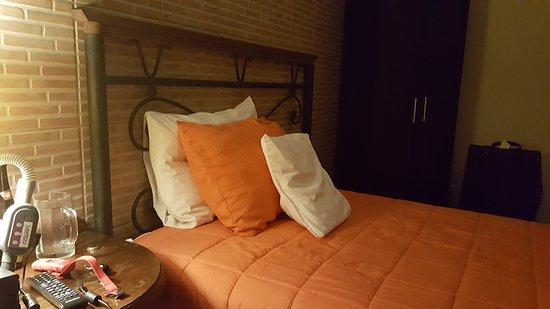 Hotel Casa Blanca Inn: la literie