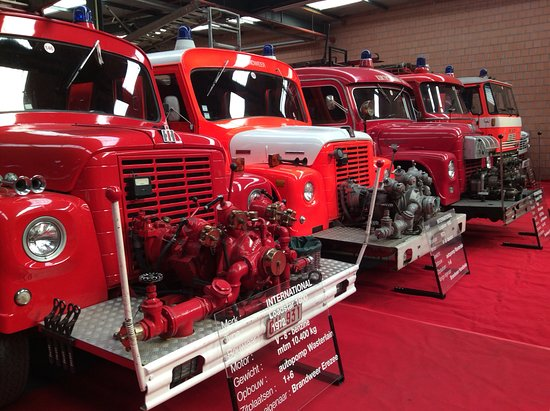 Fire Fighting Museum Belgium