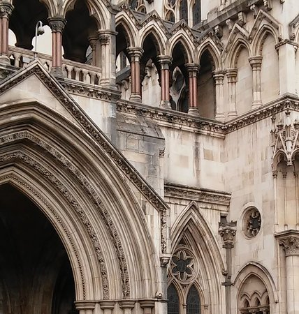 royal courts of justice ロンドン royal courts of justiceの写真