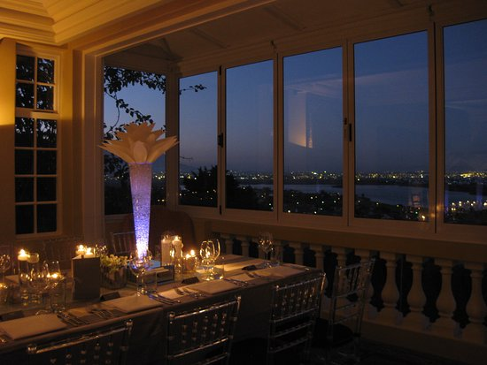 Lakeside, Sudáfrica: Dinner functions can be organised on request