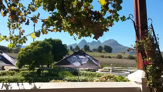 Sweetwell Restaurant: Sweetwell Farm off R44 Somerset West