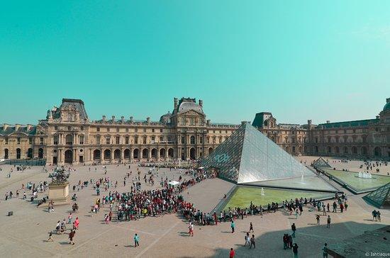 The Louvre Pyramid Pyramide Du Louvre Picture Of Paris Ile De France Tripadvisor