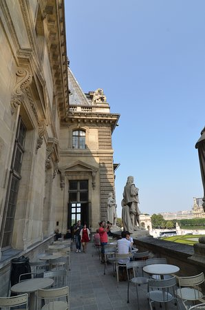 Paris, France : The Louvre Museum