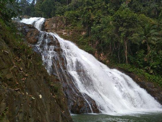 Endau-Rompin National Park: Waterfall