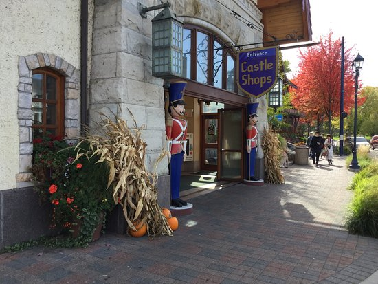 Bavarian Inn Restaurant Castle Shops