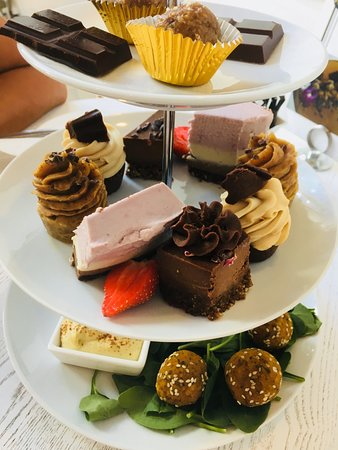 Cremorne, Australia: High tea