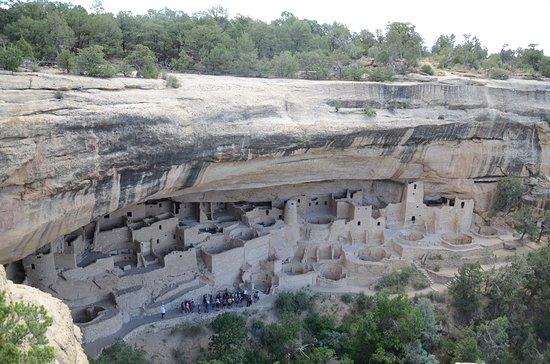 Mesa Verde National Park, Κολοράντο: widok